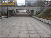 SP8538 : Subway under Saxon Gate, Milton Keynes by Rich Tea