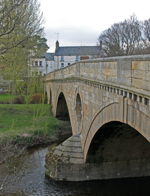 Weldon Bridge - Bridge