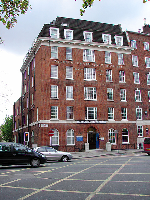 The Western Ophthalmic Hospital