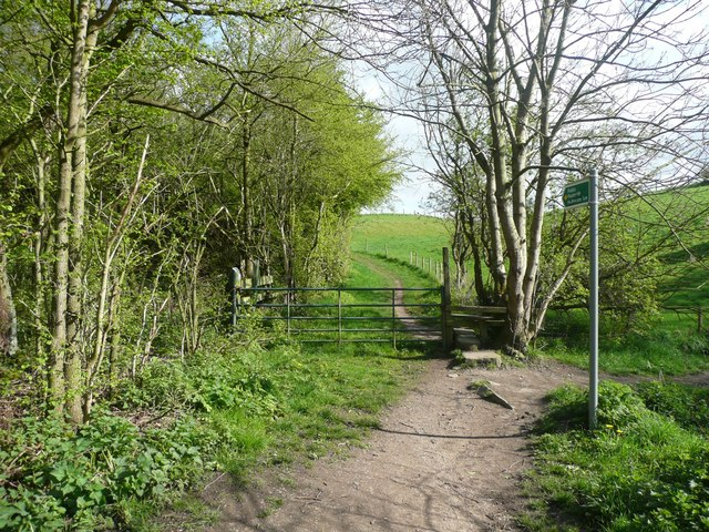 Footpaths, Coxley, Netherton, Sitlington