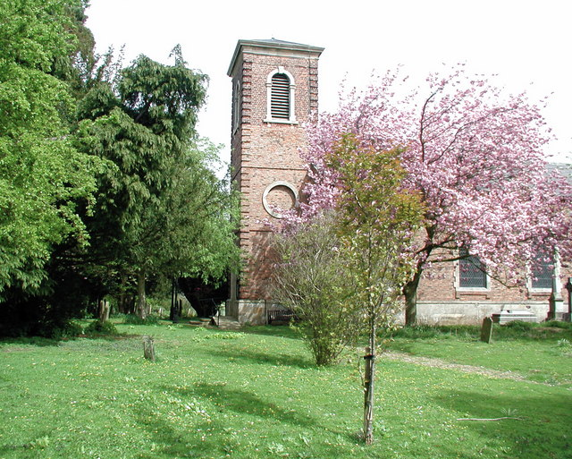 St Peter & St Paul, Stallingborough