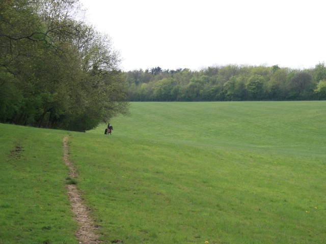 Bridleway to Meadow Plat