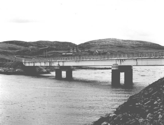 Great Bernera Bridge