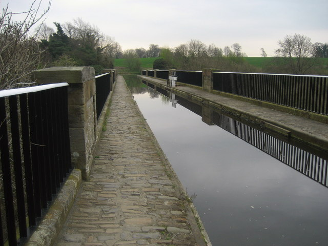 Union Canal at Almond Aqueduct