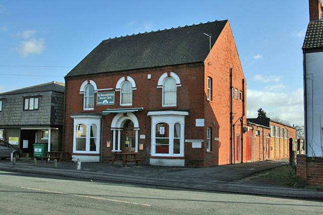 St Bernadette's Social Club, Ashby Road, Scunthorpe