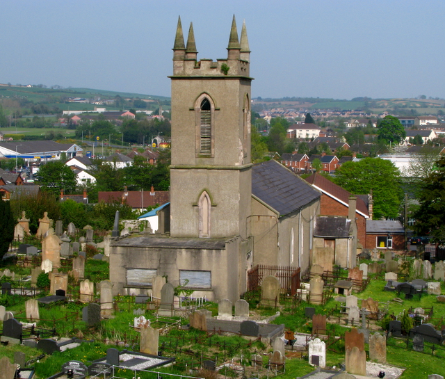 St Elizabeth's Church of Ireland, Dundonald [old]