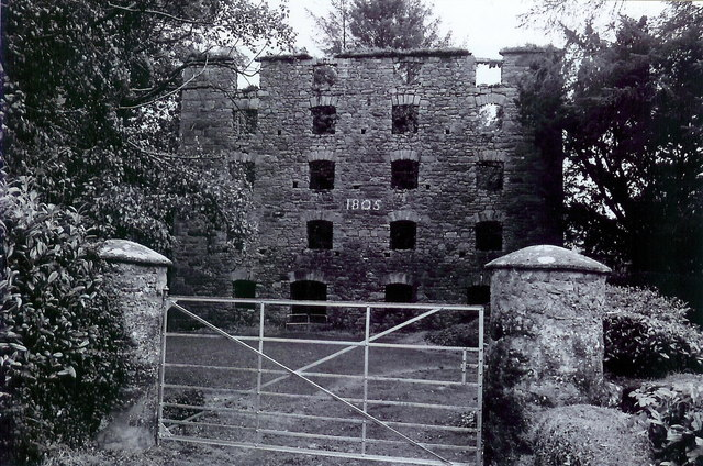 Mill at Owning, Co. Kilkenny
