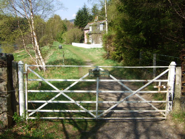 Access to Cutaway Cottage