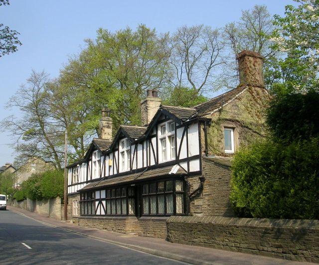 Harrock Cottage and Harrock - Wakefield Road, Hipperholme