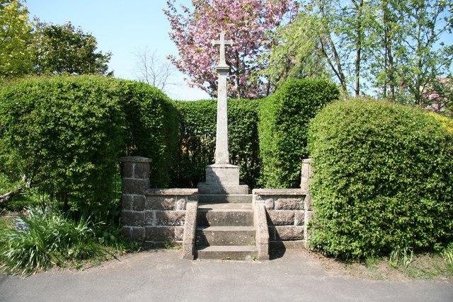 Hackthorn War Memorial