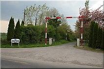 N5334 : Entrance Gateway by kevin higgins