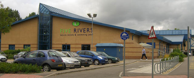 Five Rivers Leisure Centre In Salisbury 169 Dhl Cc By Sa 2 0
