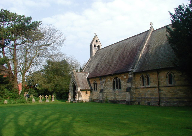 Church of the Ascension, Melton Ross
