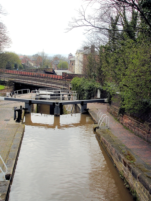Chester - Northgate Staircase Locks