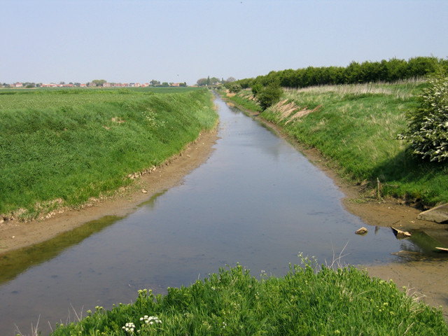 North Level Drain, Murrow, Cambs