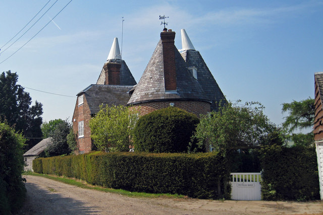 Petham Oast Garlinge Green Road 169 Oast House Archive