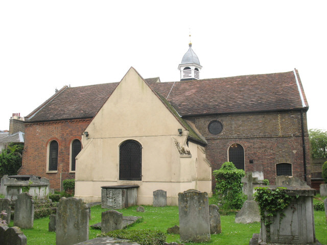 St Peter's parish church, Petersham