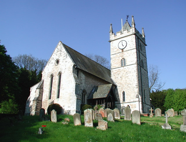 All Saints' Church, Saxby