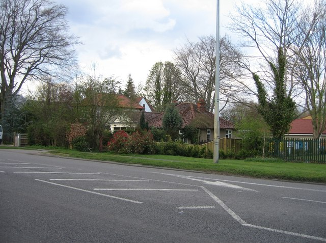 Cambridge Road housing