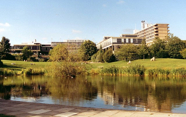 University Of Bath Philip Pankhurst Geograph Britain