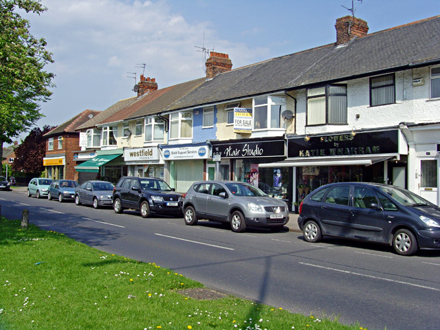 Anlaby High Road shops, Hull