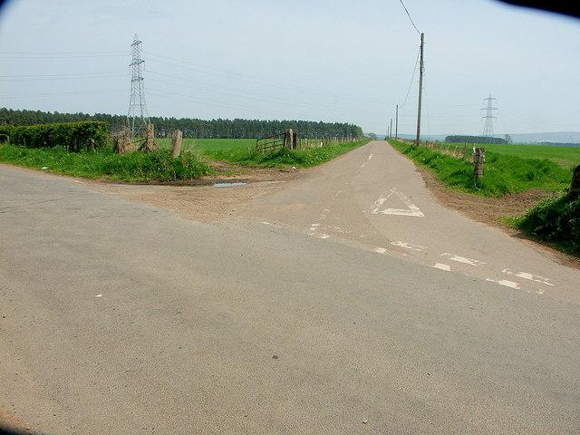 Fenton road junction