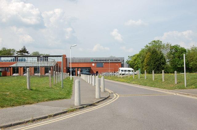 Helenswood Sports Centre Julian P Guffogg Geograph