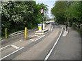 TQ1683 : Perivale: Ballot Box Bridge on Horsenden Lane South by Nigel Cox
