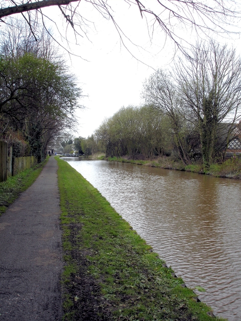 Great Boughton - the Shropshire Union Canal