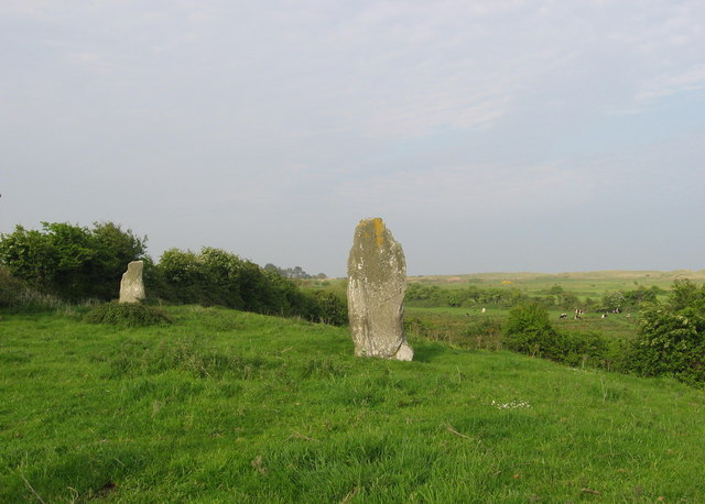 Standing Stones at Baltray