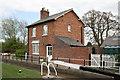 SJ5646 : Lock House, Marbury by stan lewis