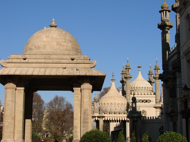 Royal Pavilion domes