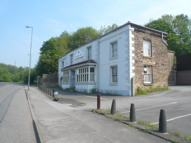 Sheepbridge House on the B6057