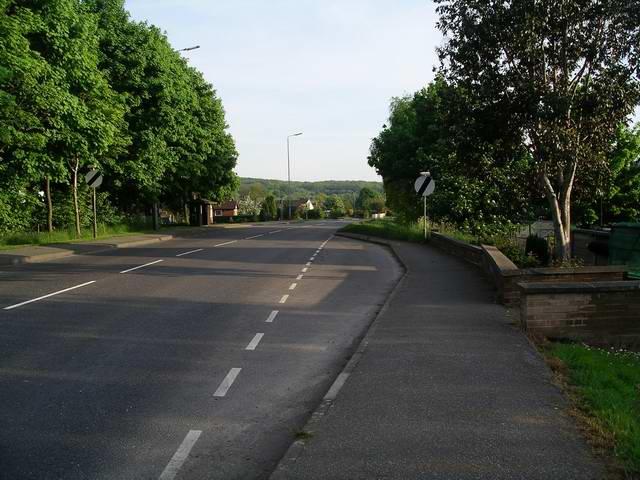 Leaving Kirton