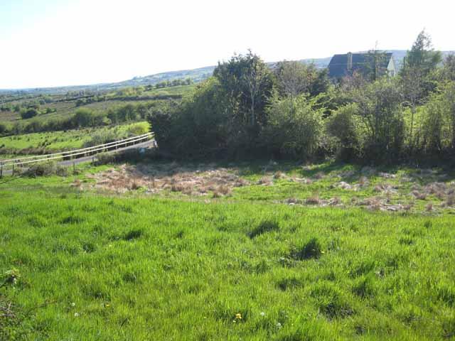 Field above Ardcollum