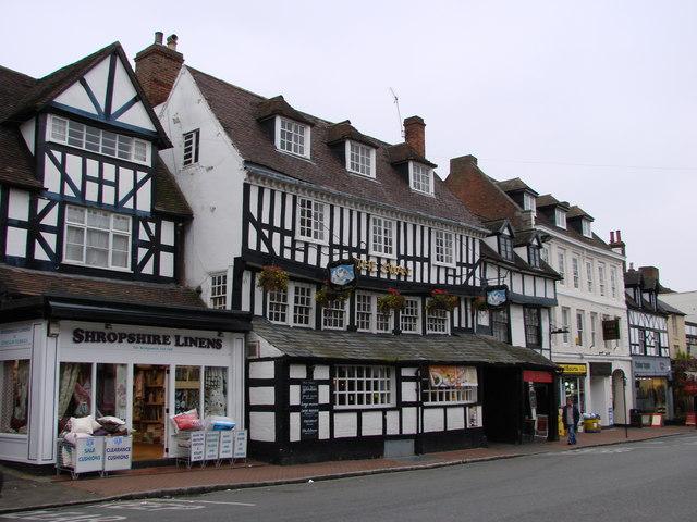 Bridgnorth High Street