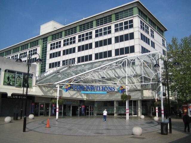 Uxbridge Shopping Centre Car Park