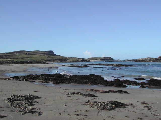 Doaghbeg beach looking north