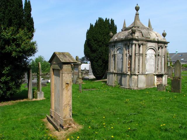 Mausoleum of Waddell Cunningham, Knockbreda Cemetery, Belfast