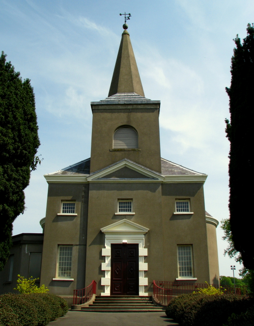 Knockbreda Parish Church, Belfast