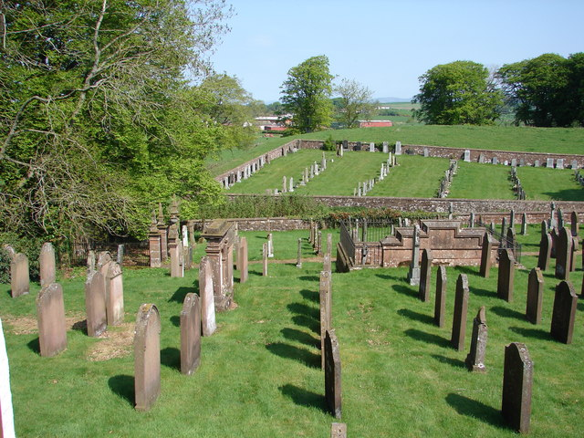 Applegarth & Sibbaldbie Parish Churchyards