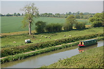 SU2562 : Kennet & Avon Canal near Crofton by Roger Davies