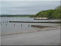 G8205 : Jetties on Lough Key by Oliver Dixon