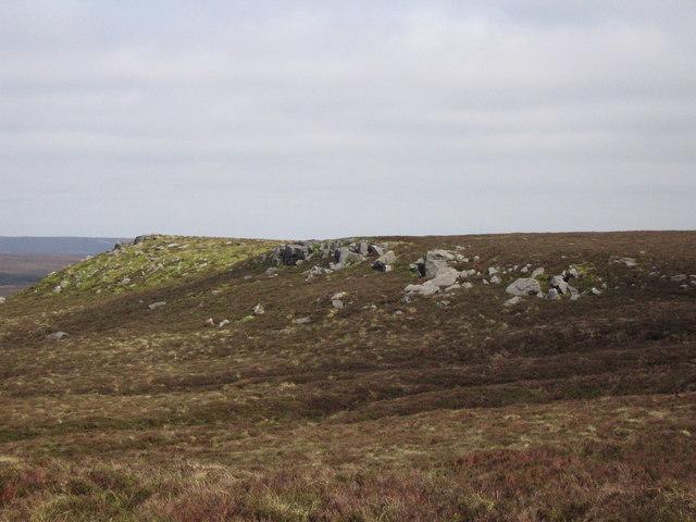 Black Stantling Crag
