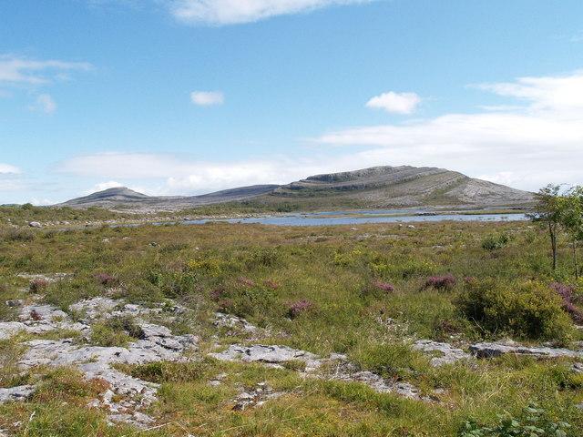 Burren National Park, Mullach Mor