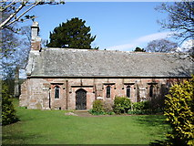 Click for full-size image on Geograph: NY5228 : St Wilfred's Church, Brougham by Alexander P Kapp