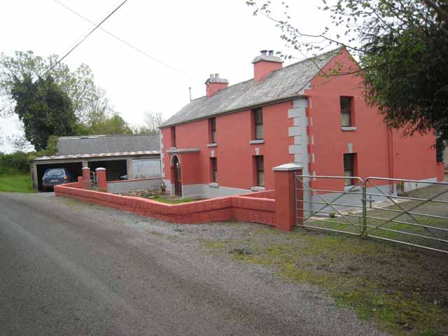 Wayside house at Shanballybaun