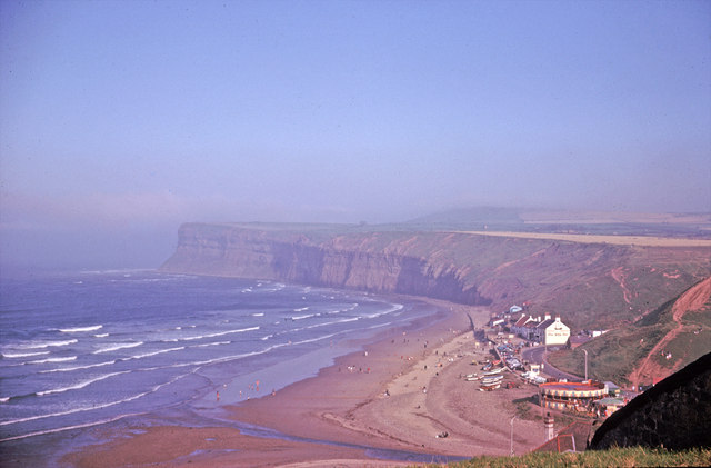 Saltburn-by-the-Sea,  Redcar & Cleveland taken 1963