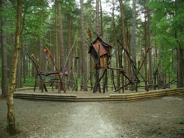 Robin Hood's Hideout