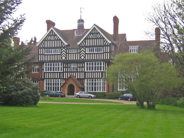 Goddington House